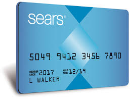 seards credit card