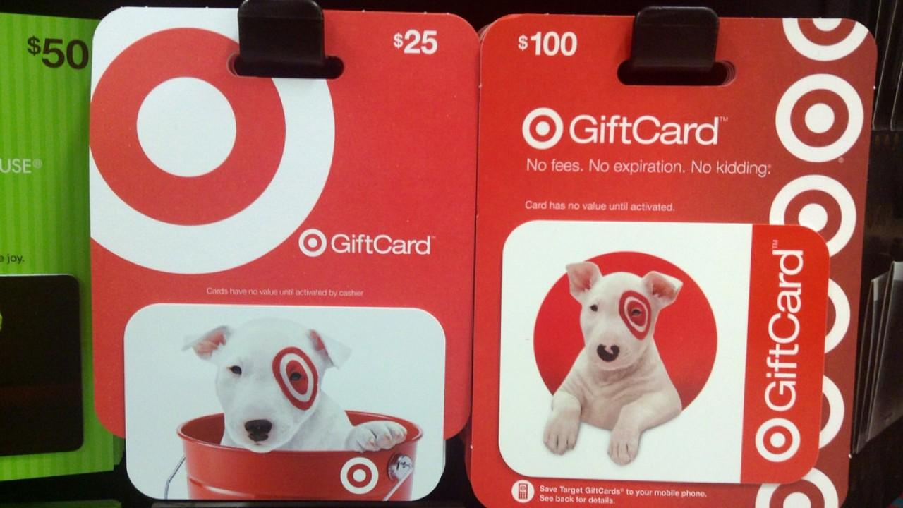 Get the perfect gift card