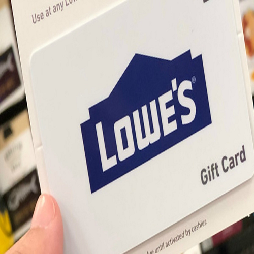 Lowes Gift Card Balance